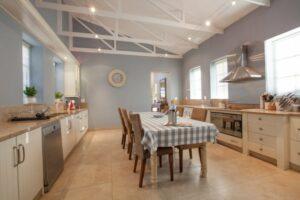 La Cabriere Villa Kitchen